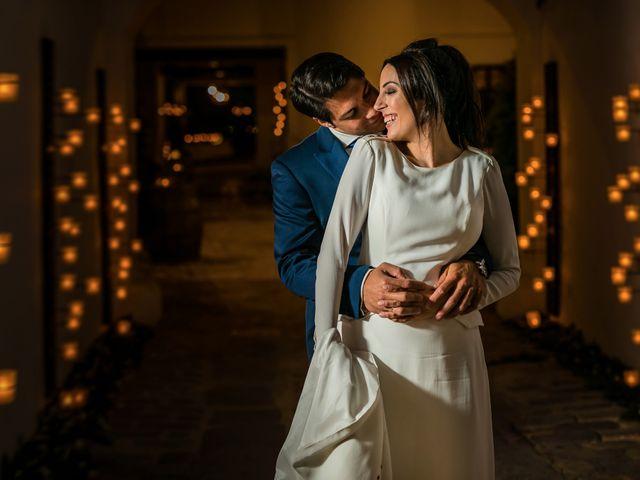 La boda de Cristina y Santi