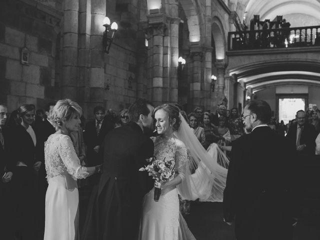 La boda de Gema y Nacho
