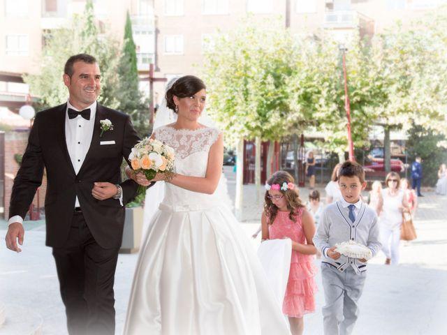 La boda de Jairo y Mamen en Logroño, La Rioja 11