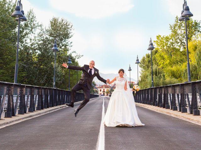 La boda de Jairo y Mamen en Logroño, La Rioja 18