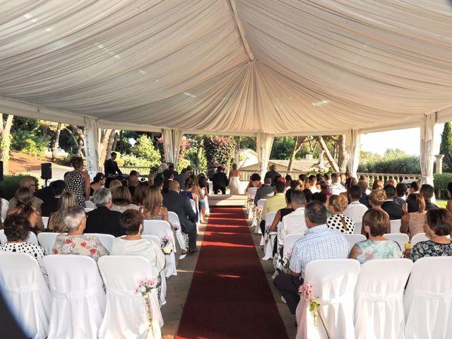 La boda de Javi y Barbara en Sant Vicenç De Montalt, Barcelona 17