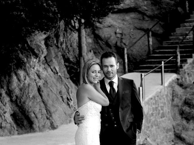 La boda de Javi y Barbara en Sant Vicenç De Montalt, Barcelona 28