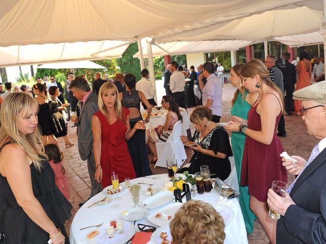 La boda de Javi y Barbara en Sant Vicenç De Montalt, Barcelona 38