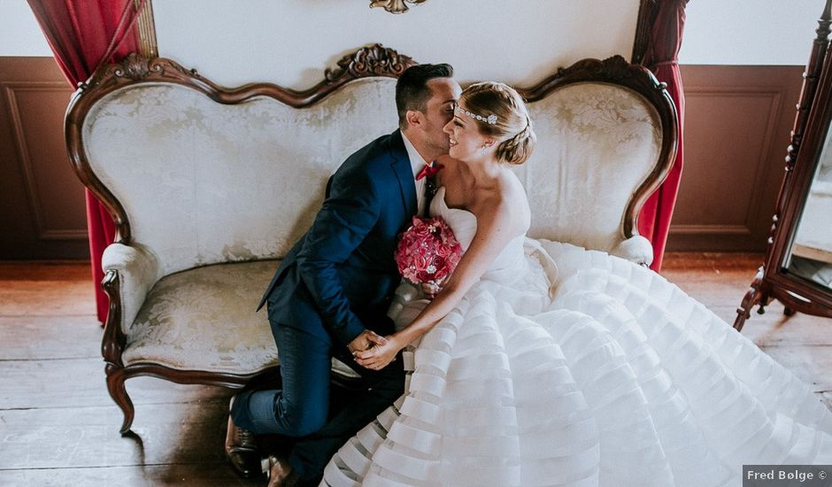 La boda de Yeray y Tania en La Orotava, Santa Cruz de Tenerife
