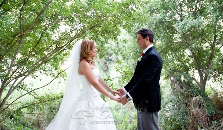 La boda de luis y maribel en ca ete de las torres c rdoba for Canete de las torres