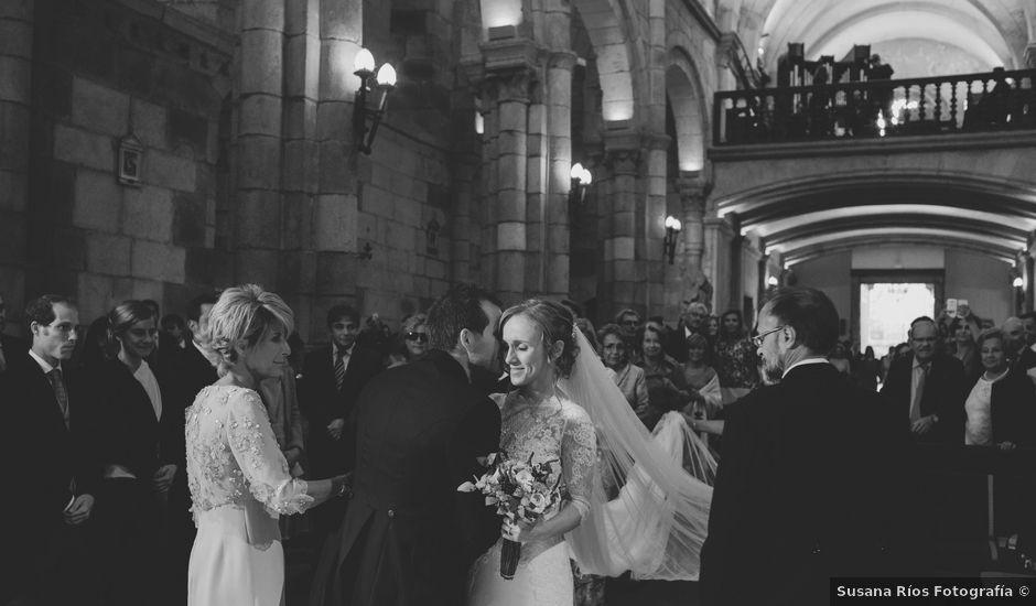 La boda de Nacho y Gema en Oza Dos Rios (San Pedro), A Coruña