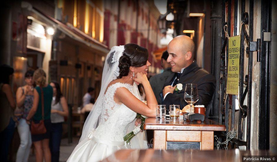 La boda de Jairo y Mamen en Logroño, La Rioja
