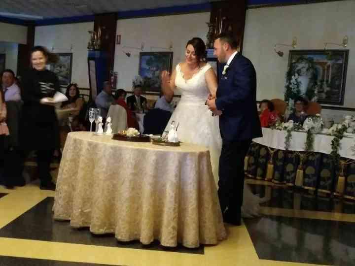 La boda de Silvia y Raul
