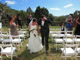 La boda de Paola y Pau