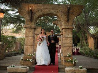 La boda de Sandra y Javier