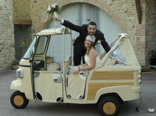 La boda de Anna y Javi