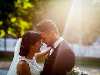 La boda de Marian y Borja