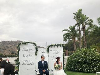La boda de Eva y Luis 2