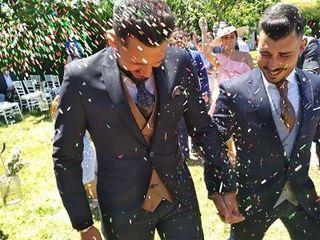 La boda de Alberto y Isaac 1