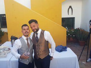 La boda de Alberto y Isaac 3