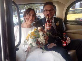 La boda de Isabel y Miguel