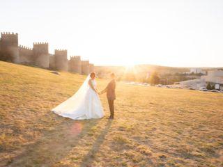 La boda de Tamara y Esteban
