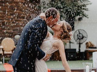 La boda de Ángel y Sandra