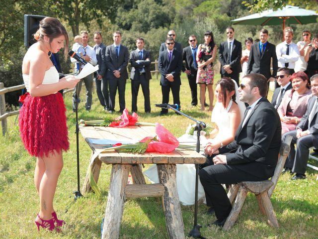 La boda de Pau y Paola en Sant Iscle De Vallalta, Barcelona 4