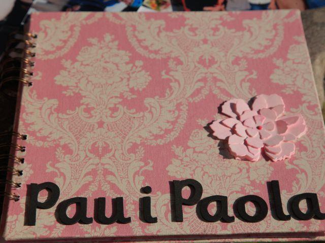 La boda de Pau y Paola en Sant Iscle De Vallalta, Barcelona 5