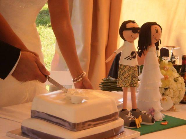 La boda de Pau y Paola en Sant Iscle De Vallalta, Barcelona 11