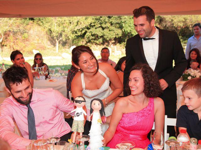 La boda de Pau y Paola en Sant Iscle De Vallalta, Barcelona 13