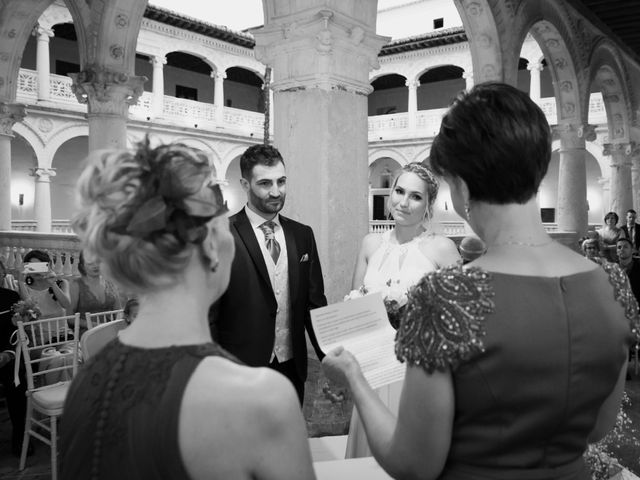 La boda de Ioseba y Katia en Guadalajara, Guadalajara 33