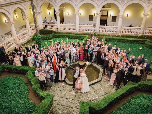 La boda de Ioseba y Katia en Guadalajara, Guadalajara 53