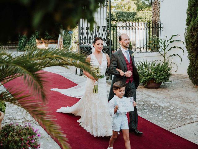 La boda de Juan y Leticia en Granada, Granada 7
