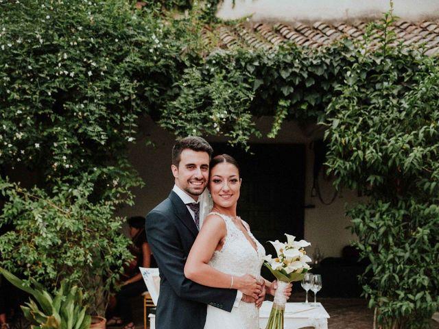 La boda de Juan y Leticia en Granada, Granada 10
