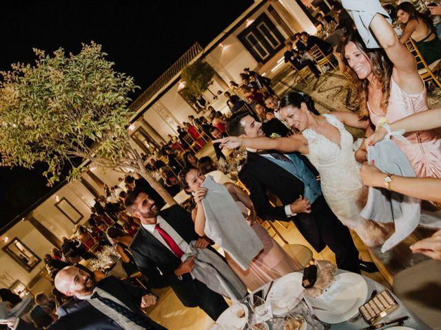 La boda de Juan y Leticia en Granada, Granada 15
