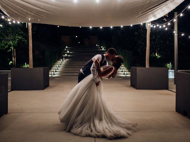 La boda de Pilar y Andre