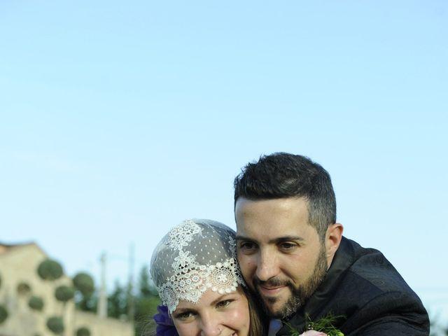 La boda de Javi y Anna en Sant Fost De Campsentelles, Barcelona 4