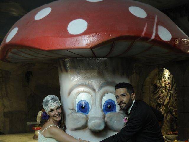 La boda de Javi y Anna en Sant Fost De Campsentelles, Barcelona 5
