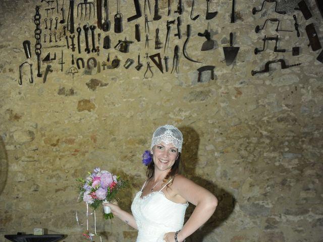 La boda de Javi y Anna en Sant Fost De Campsentelles, Barcelona 6