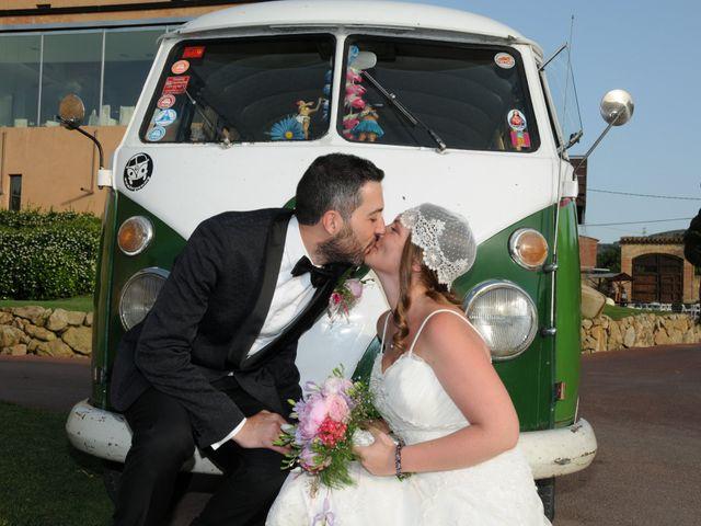 La boda de Javi y Anna en Sant Fost De Campsentelles, Barcelona 9