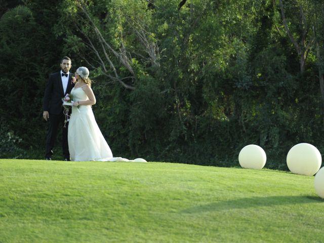 La boda de Javi y Anna en Sant Fost De Campsentelles, Barcelona 12