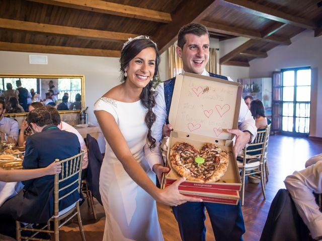 La boda de Javier y Beatriz en Mijares, Cantabria 34