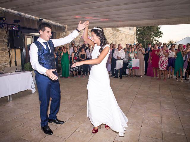 La boda de Javier y Beatriz en Mijares, Cantabria 40