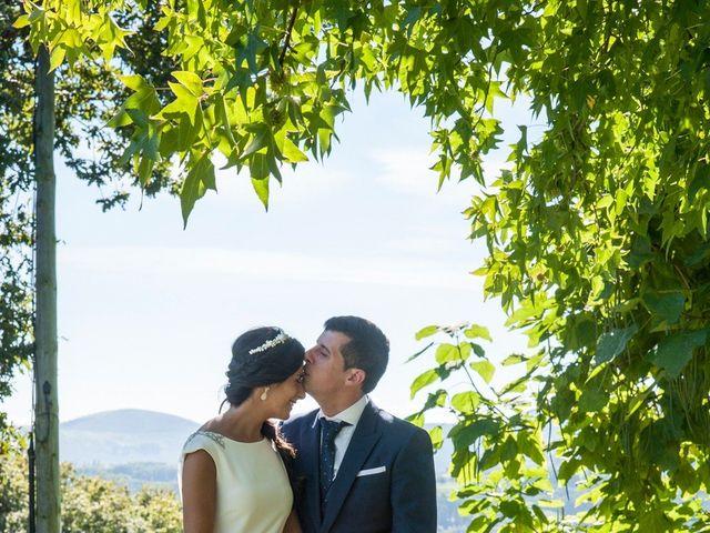 La boda de Javier y Beatriz en Mijares, Cantabria 25