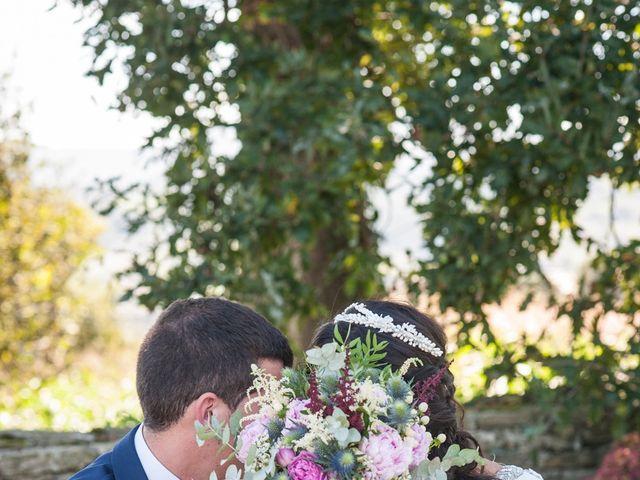 La boda de Javier y Beatriz en Mijares, Cantabria 28