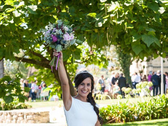 La boda de Javier y Beatriz en Mijares, Cantabria 24