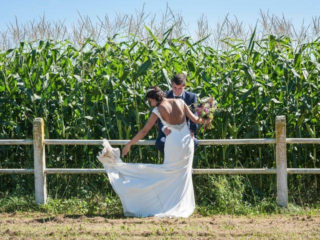 La boda de Javier y Beatriz en Mijares, Cantabria 26