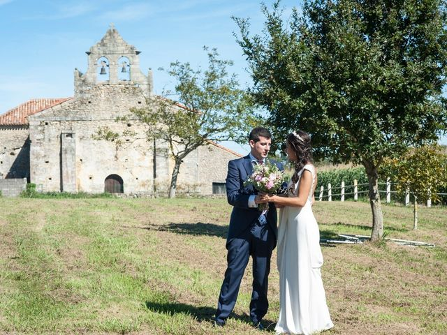 La boda de Javier y Beatriz en Mijares, Cantabria 27