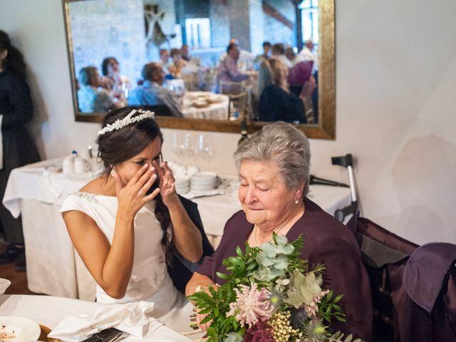 La boda de Javier y Beatriz en Mijares, Cantabria 36