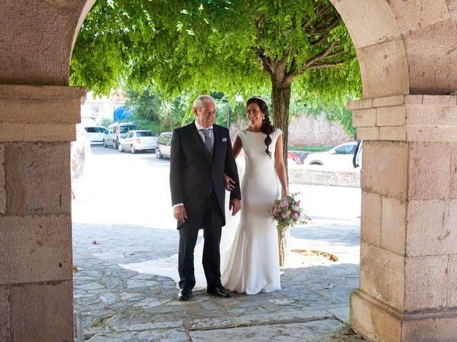 La boda de Javier y Beatriz en Mijares, Cantabria 6