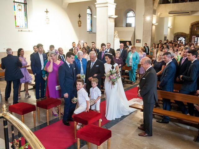 La boda de Javier y Beatriz en Mijares, Cantabria 7