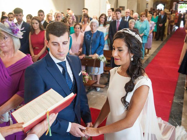 La boda de Javier y Beatriz en Mijares, Cantabria 10
