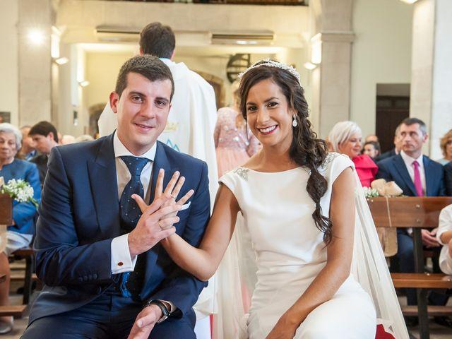 La boda de Javier y Beatriz en Mijares, Cantabria 11