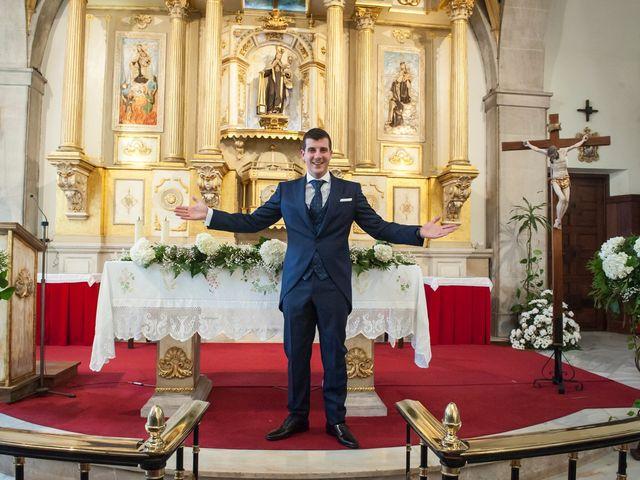 La boda de Javier y Beatriz en Mijares, Cantabria 8